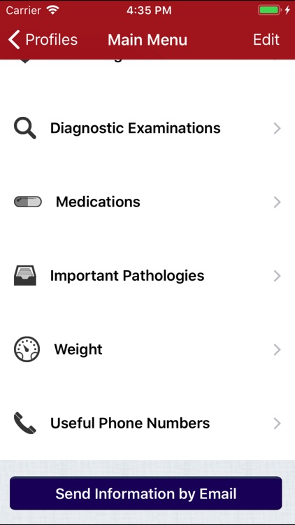 Horse Medical Agenda screenshot-3