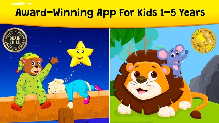 KidloLand Kids Nursery Rhymes screenshot-0