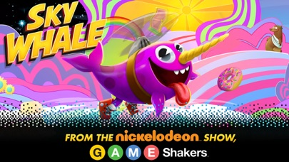 Sky Whale - a Game Shakers App screenshot one