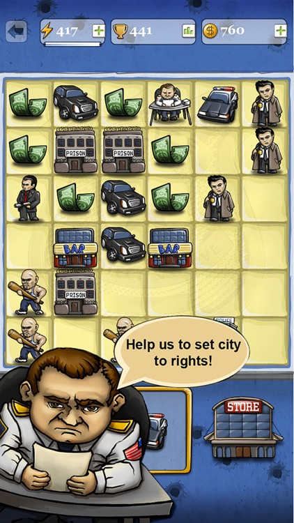Mafia vs. Police screenshot-4