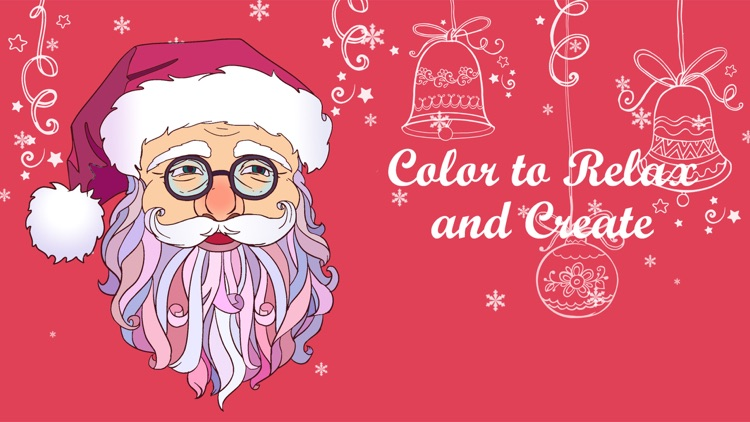 Christmas Coloring Book •••