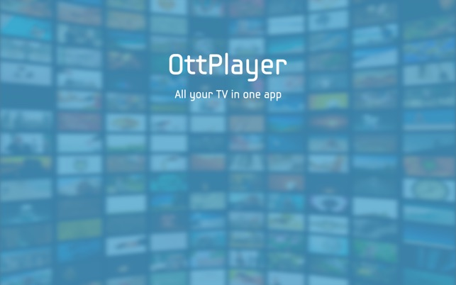 OttPlayer on the Mac App Store