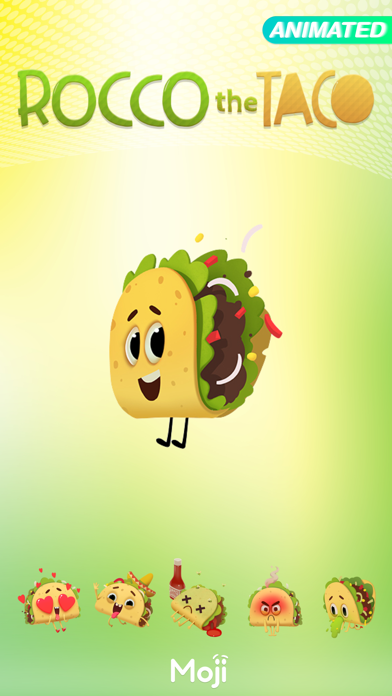 Rocco the Taco (Animated) screenshot 1