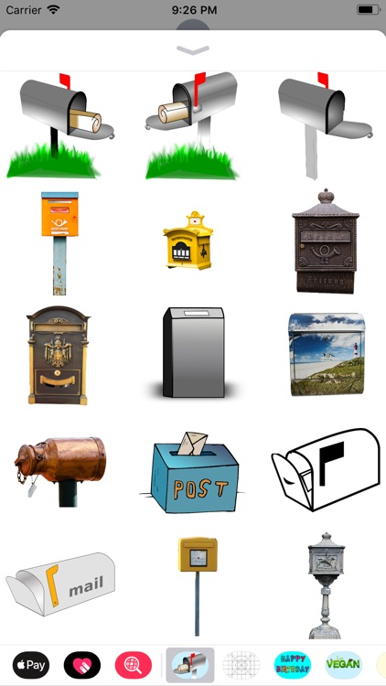 Mailbox Stickers screenshot-1