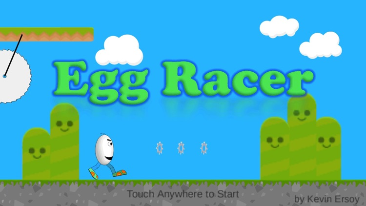 Egg Racer screenshot-4
