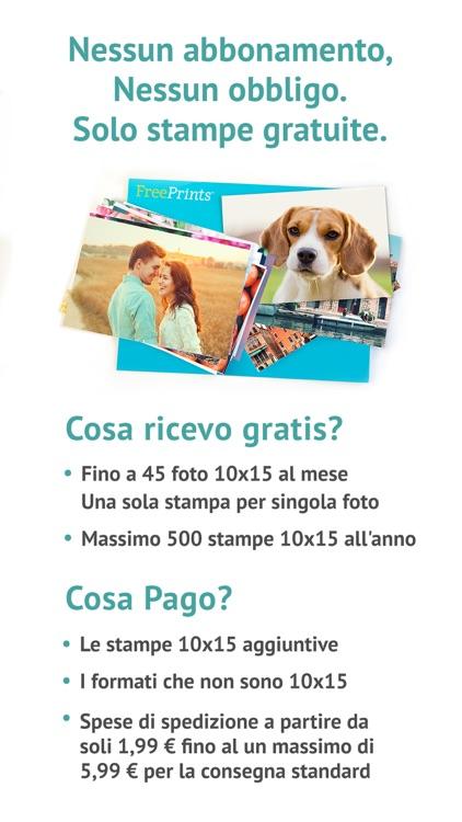 FreePrints - Stampe gratuite screenshot-4