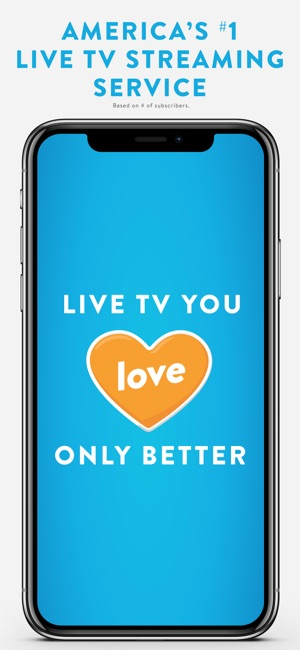 how to stream live tv on iphone