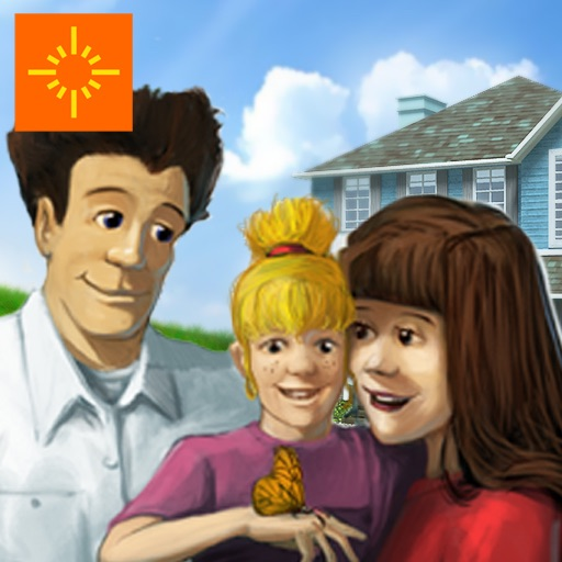 Virtual Families for iPad icon