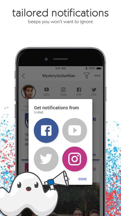 Wobbl: Your Social Circle screenshot-7