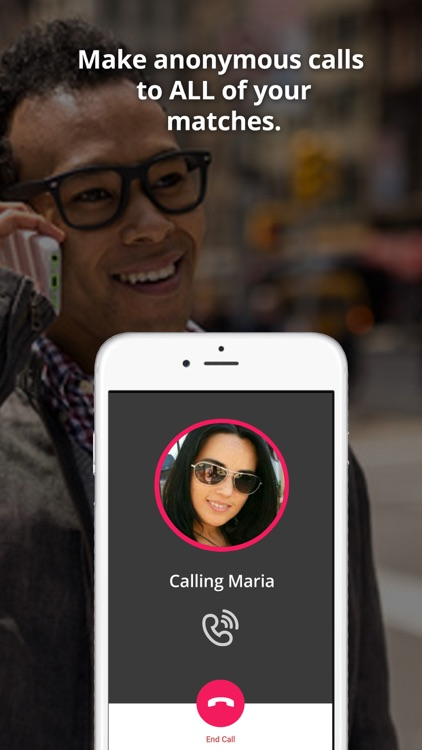 Flow Voice Dating screenshot-1