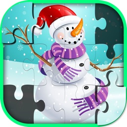 Christmas Puzzle - Jigsaw Game