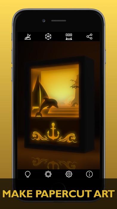 Paper Lightbox - Collage Frame-0
