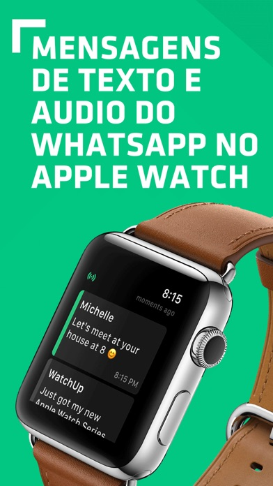 Screenshot for WatchUp - para WhatsApp in Portugal App Store