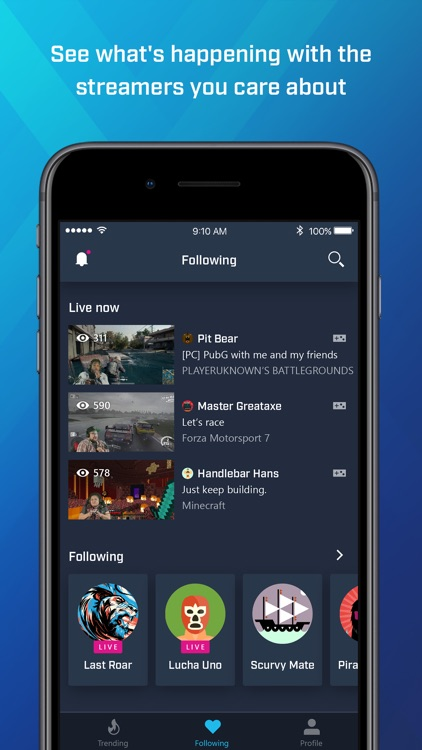 Mixer - Interactive Streaming screenshot-4