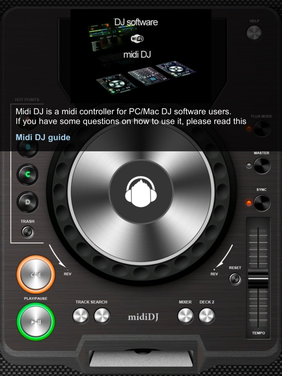 Midi DJ screenshot-3