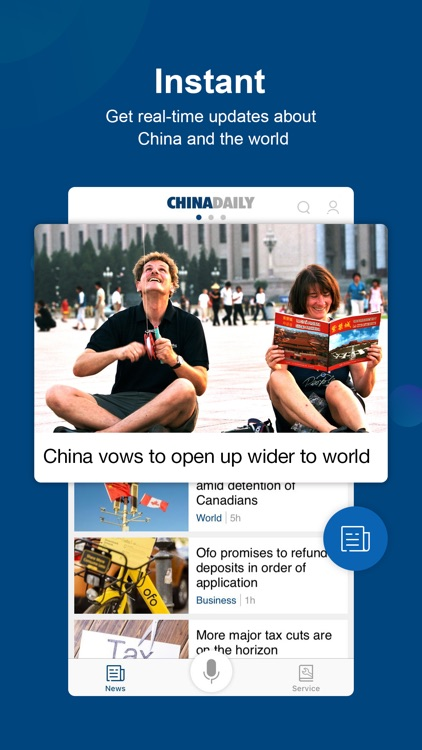 CHINA DAILY - 中国日报 screenshot-1