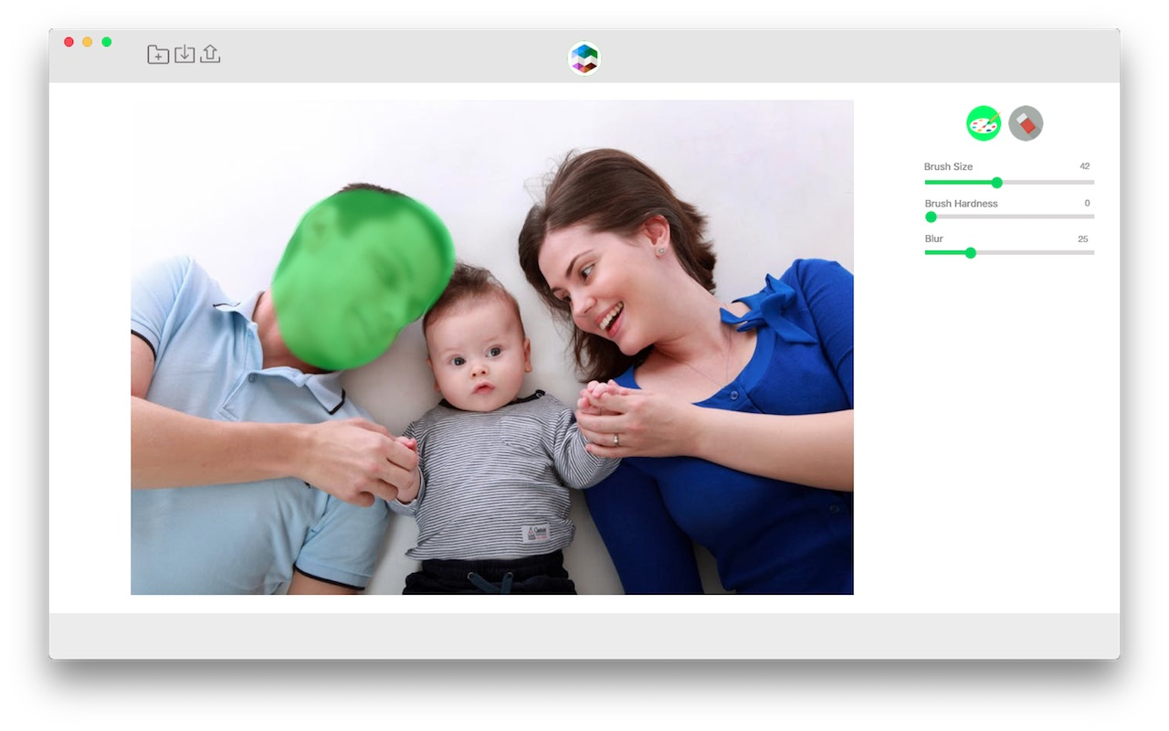 Touch Blur 3.2 Mac 中文破解版 图片智能模糊工具-麦氪搜(iMacso.com)