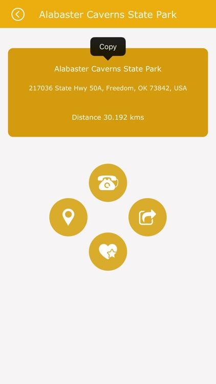 Oklahoma State Parks Guide screenshot-4