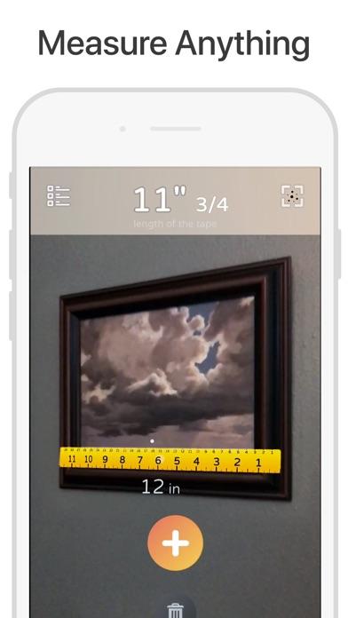 Tape Measure® screenshot 1
