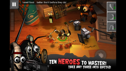 Bug Heroesのおすすめ画像1