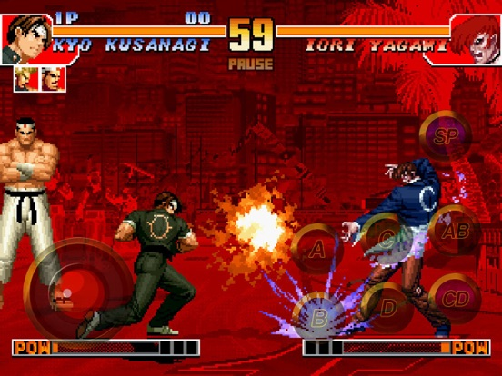THE KING OF FIGHTERS '97 Screenshots