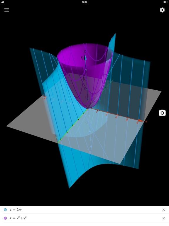 GeoGebra Augmented Reality