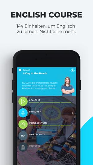 Aba English Englisch Lernen Im App Store