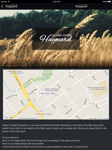 Calvary Chapel Hayward - náhled
