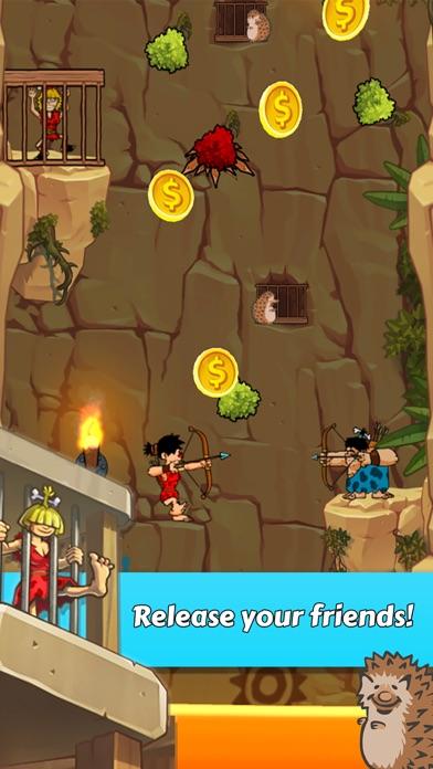 Troglomics Escape screenshot 1