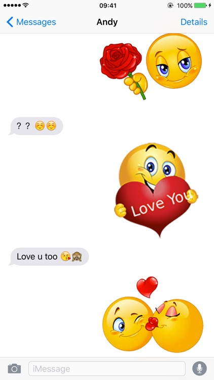 Adult Emojis Smiley Face Text screenshot-0