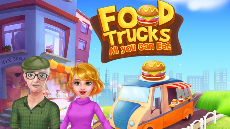 Food Trucks - All you can Eat
