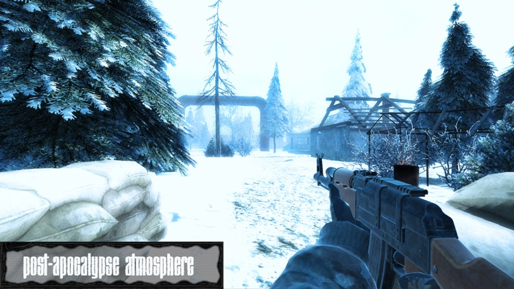 Z.O.N.A Shadow of Lemansk screenshot-7