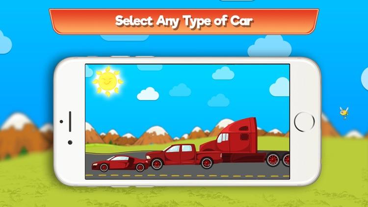 Alpi - Car Racing screenshot-3