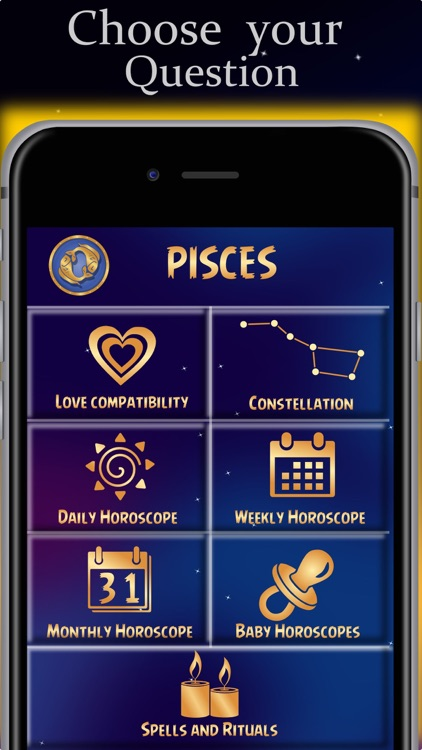 Palmistry : Daily horoscope &