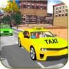Taxi Driving Sim 3D