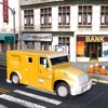 Cash Delivery Armored Truck 3D