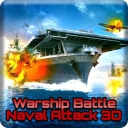 Warship Battle-Naval Attack 3D