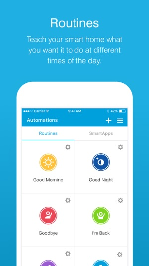 SmartThings Classic on the App Store