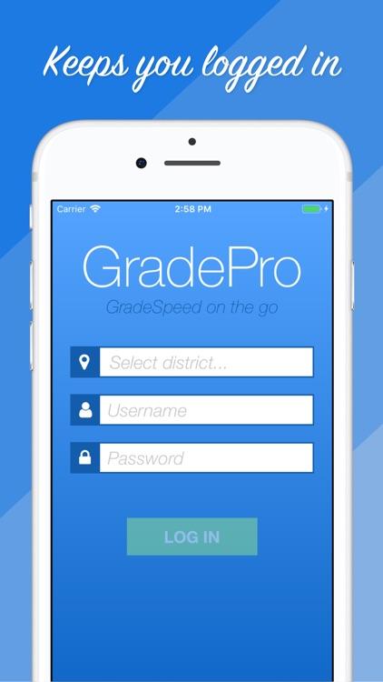 GradePro for GradeSpeed screenshot-5