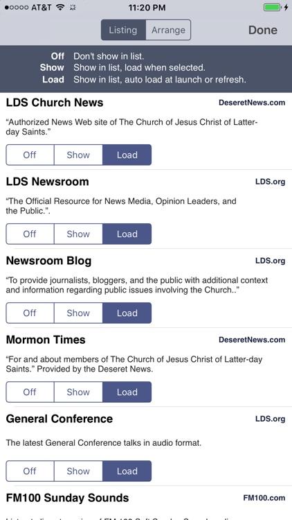 LDS News screenshot-4