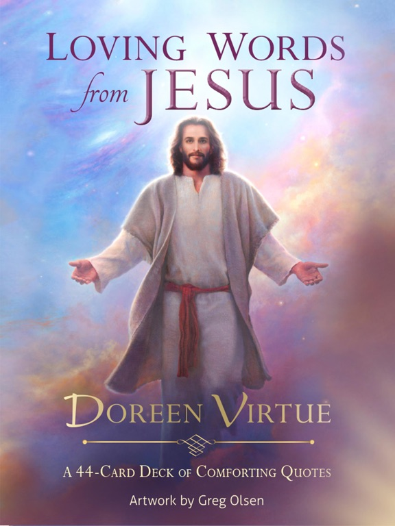 Loving Words from Jesus screenshot 6
