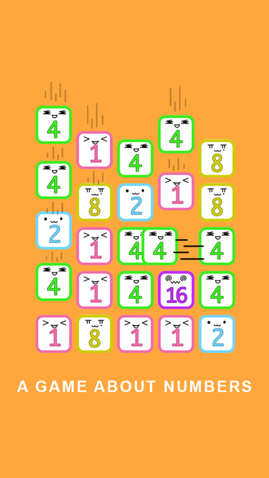 Power of 2 - Strategic number matching game på PC