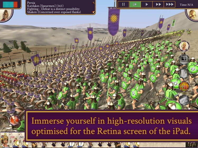 ROME: Total War - Alexander screenshot-4