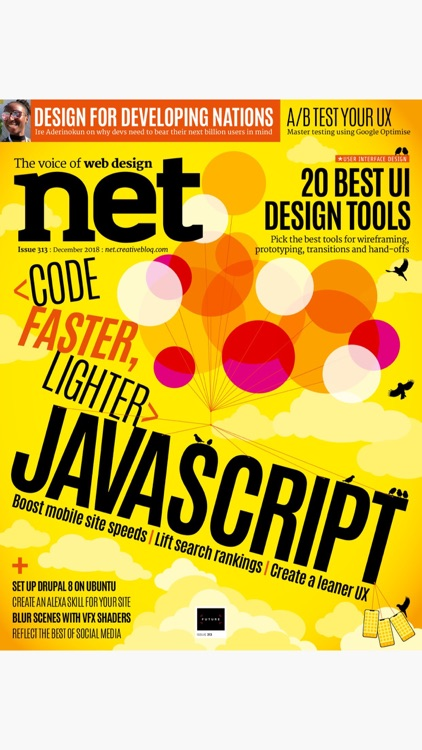 net magazine screenshot-0