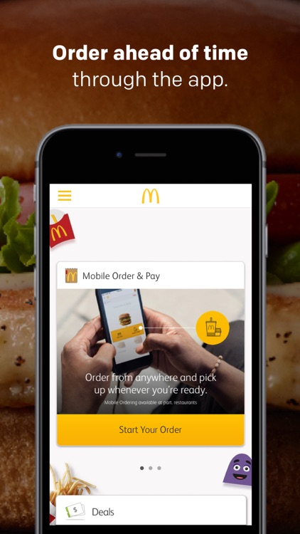 McDonald's screenshot-0