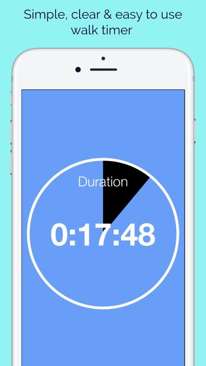 jS Walk 20 - Walking Tracker screenshot-0