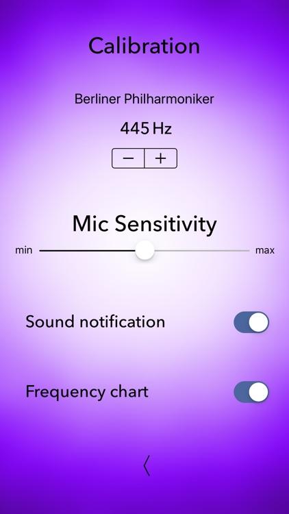 Double Bass Tuner Professional screenshot-8
