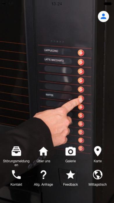 Camatec Automaten-Service GmbHScreenshot von 1