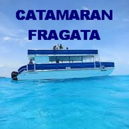 Catamaran Fragata Cancun