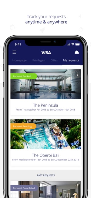 Visa Concierge On The App Store